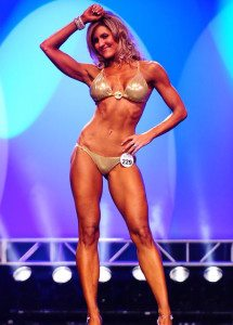 fitness competition weight